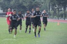 Madura United FC Sudah Jalani Latihan di Bandung