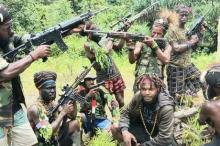 Selain Lumpuhkan Dunia Pendidikan, KKB Juga Lecehkan Adat Papua