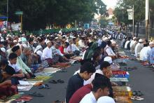 Abaikan Usulan DMI, Mayoritas Masjid di Jakarta, Bekasi, Tangsel Tak Terapkan Ganjil Genap
