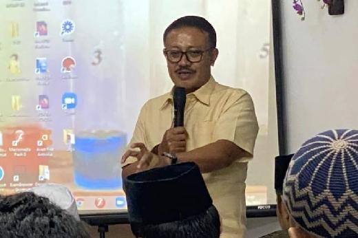 Damer Minta Pemuda Muhammadiyah Bali jadi Prajurit Ekonomi