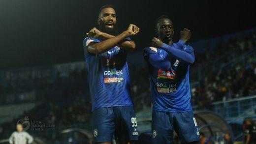 Arema FC Datang Ke Madura Untuk Menang