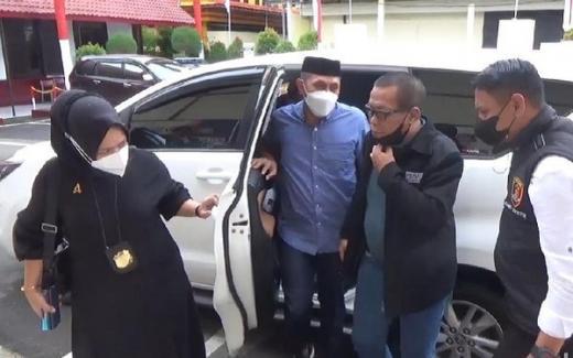 Mardani Hamdan, Satpol PP Gowa Tersangka Pemukul Pasutri Resmi Ditahan