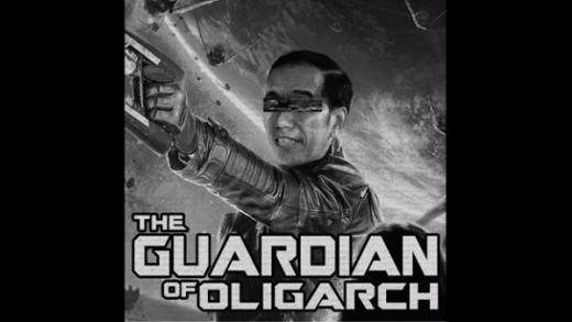 Abaikan Kesejahteraan Rakyat, Giliran BEM Udayana Juluki Jokowi \The Guardian of Oligarch\