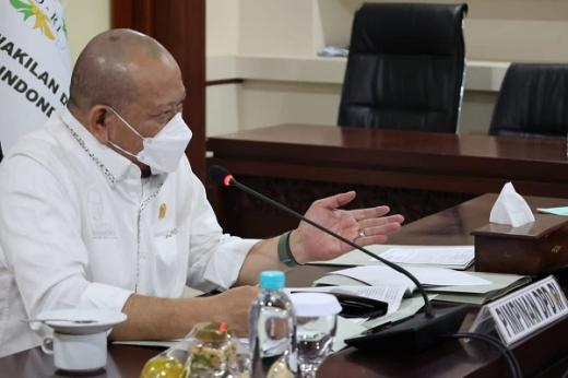 Anggaran Bansos Ditambah, Ketua DPD RI: Segera Dibagikan!