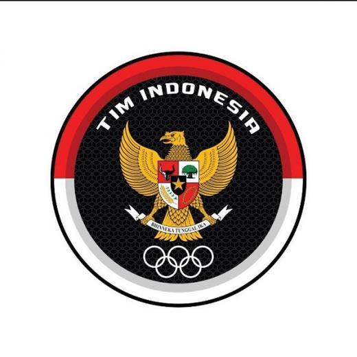 NOC Indonesia Luncurkan Logo Baru Tim Indonesia