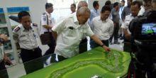 Menhub Berharap Proyek LRT Palembang Selesai Saat Asian Games 2018