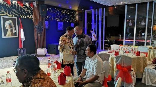 Silaturahmi Senator Terpilih se-Sumatera, Abdullah Puteh Siap Dampingi La Nyalla jadi Pimpinan DPD RI