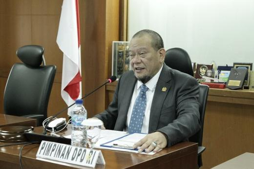 DPD RI Pilih Pimpinan Alat Kelengkapan Secara Dinamis