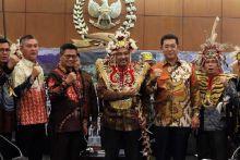 Pemprov Kaltara Kembali Minta Dukungan DOB ke DPD RI