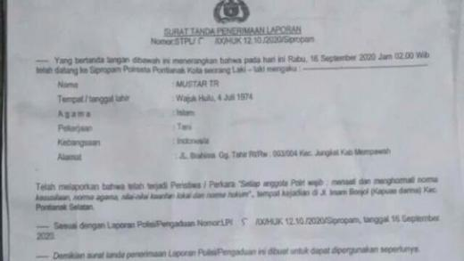 Nggak Pakai Helm, Cewek SMP Diperkosa Oknum Polantas sebagai Ganti Tilang