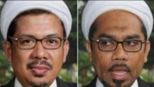 Kocak, Fahri Hamzah Jadi Sekutu Ngabalin Fotonya Bikin Ngakak