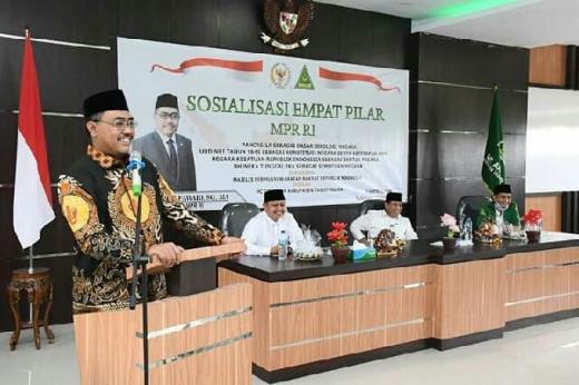 Wakil Ketua MPR: Mendikbud Buta Sejarah