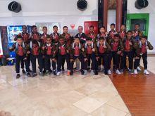 Isnanta Lepas Timnas Pelajar U-15 Berlaga di IFC 2019