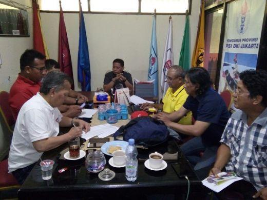 Tim Gulat Kalsel Tampi Full Team