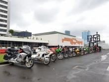 Kata HNW, Para Riders Bisa Menjadi Contoh Pelaksanaan Empat Pilar