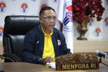 Menpora Bilang Indonesia Wajib Miliki Grand Design Pembinaan Olahraga