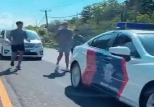 Polisi yang Kawal Richard Muljadi Joging Disanksi Minta Maaf dan Bikin Surat Pernyataan