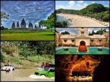 16 TA dan TO Prancis Famtrip ke Joglosemar - Bali