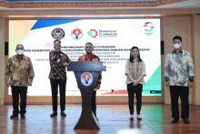Pesan Penting Zainudin Amali Untuk Tuan Rumah PON XXI Sumut-Aceh