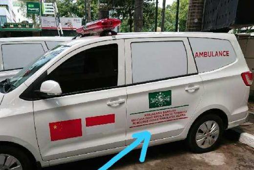Soal Ambulans Bantuan China, PBNU: Tak Terkait Uighur