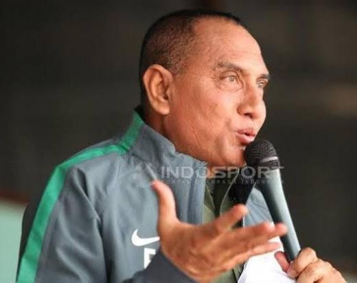 Edy Rahmayadi Jadi Ketua Umum PSSI Ketiga Mundur di Tengah Jalan