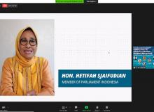 Hetifah Dorong Kolaborasi Tingkatkan Peran Perempuan dalam Politik