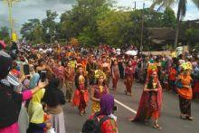 Heboh, Festival Pesona Bau Nyale 2017 Makin Inovatif