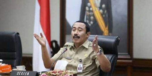 Soal Kades Dimintai Rp 3 Juta Untuk Silatnas Bareng Jokowi, Kemendagri: Itu Inisiatif Mereka