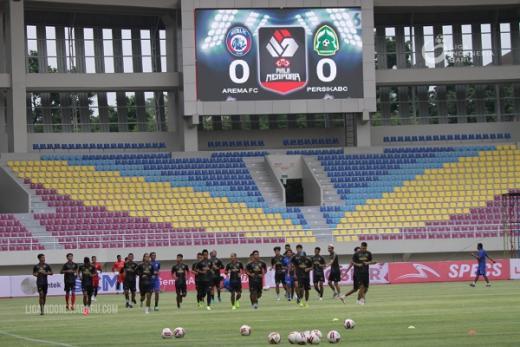Arema FC dan Persikabo Siap Hadapi Laga Pembuka Grup A