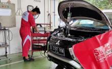 Dukung Program Pemerintah, Bengkel Resmi Mitsubishi Motors Sediakan Uji Emisi