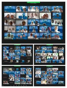 SD Islam Al-Azhar 46 GDC Gelar Khatmul Quran Secara Virtual