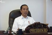 Evaluasi PSBB, Presiden Tekankan 3 Hal Penting pada Daerah