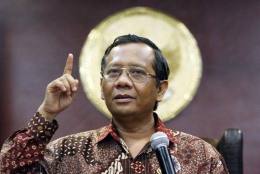 Jadi Menteri Jokowi, Mahfud Ngaku Pusing Kebijakan Suka Tak Sinkron