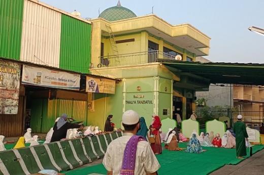 Di Tangsel, Salat Idul Adha Tetap Digelar di Masjid dan Lapangan Terbuka