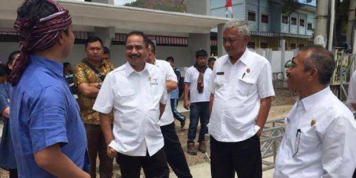 Menpar Arief Yahya Blusukan ke Sibisa dan BOP Danau Toba