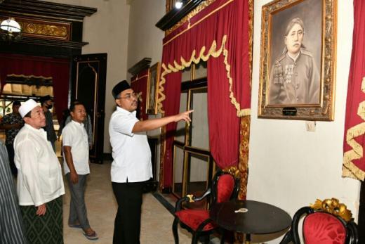 Puji Kesultanan Sumenep, Gus Jazil: Disinilah Penyebaran Islam Tetap Menghormati Budaya