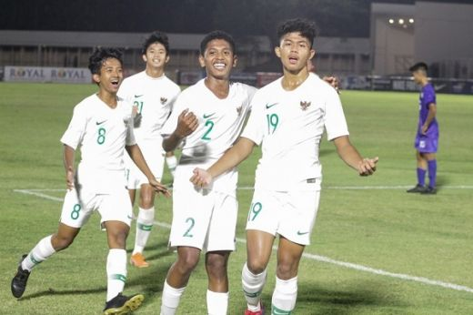 Timnas Indonesia Incar Kemenangan Ketiga