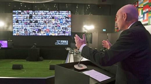 Kongres FIFA Setujui Dua Amandemen Peraturan