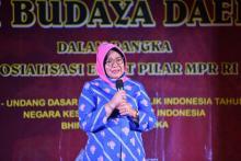 Dengan Kidung Jenaka, Pesan Empat Pilar MPR Disampaikan di Jombang