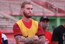 Rahmad Darmawan Tak Masalahkan Kondisi Fisik Jacob Pepper