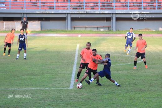 Borneo FC Butuh Laga Tandang