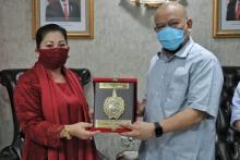 Ketua DPD Diminta Hadiri Peresmian Gelar Pangeran LaNyalla Mahmud Mattalitti Hardonagoro