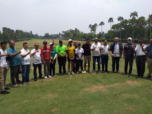 Tim Golf Indonesia Mengejar Target Realistis