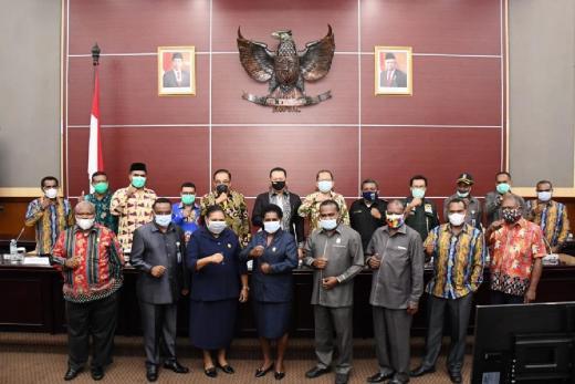 MPR: Revisi UU Otonomi Khusus Papua harus Mampu Tingkatkan Kesejahteraan