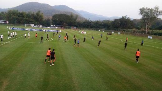 Timnas U 19 Mulai Jalani Program Latihan di Thailand