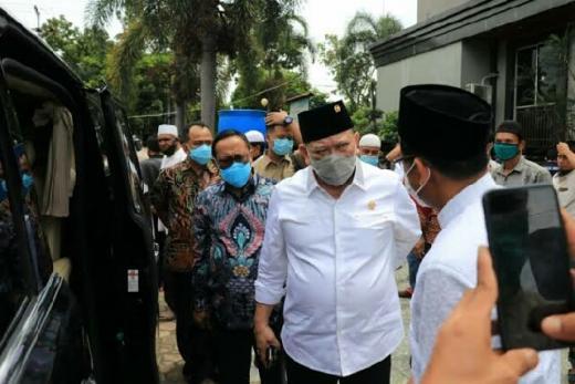 Ketua DPD RI: Kabupaten Agam Sumbar Layak Jadi Sentra Tanaman Biofarmaka