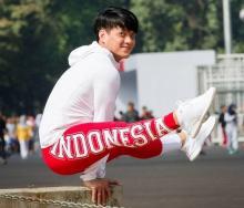 Lody Lontoh Jadi Master Aerobik Indonesia Berkat Sang Ibu