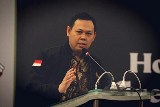 Sultan Najamudin: Polri Harus Bisa jadi Tonggak Utama Penegakan Hukum di Indonesia