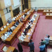 Bertemu Komisi III DPR, Sekjen FUI Heran, Habib Rizieq Dikriminalisasi dengan 12 Kasus Aneh