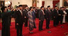 Benarkah Tak Dukung Ahok akan Picu Reshuffle Menteri? Begini Tanggapan PAN dan PPP